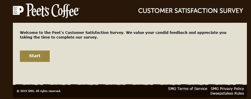 peets survey