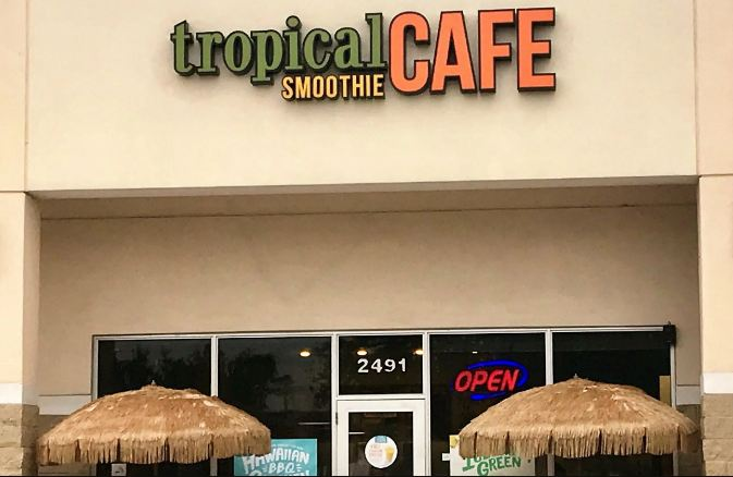 tropical smoothie customer satisfaction survey