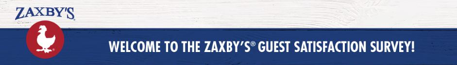 zaxbys survey