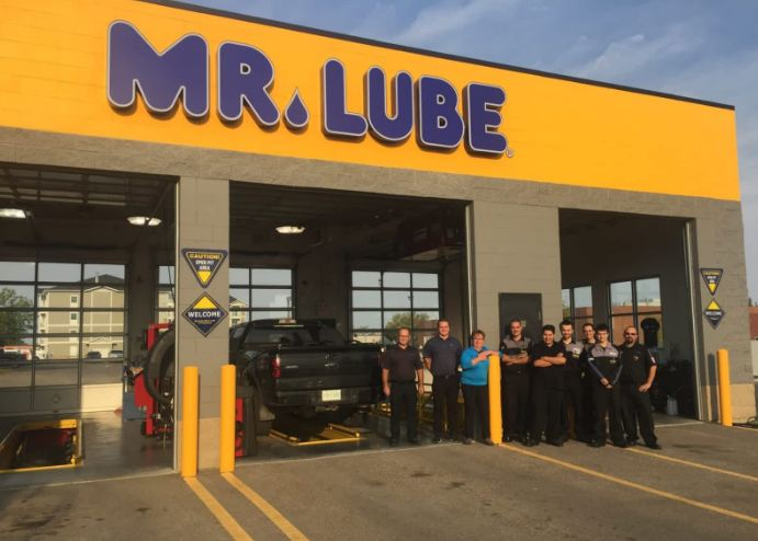 mr lube survey