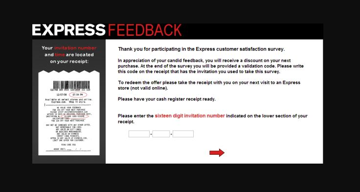 Express Guest Opinion Survey