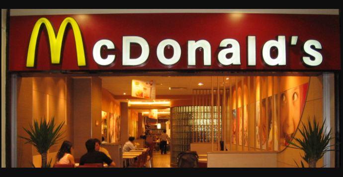 mcdonalds survey