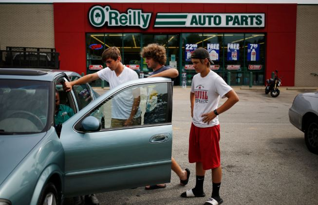 O'Reilly Auto Parts Survey