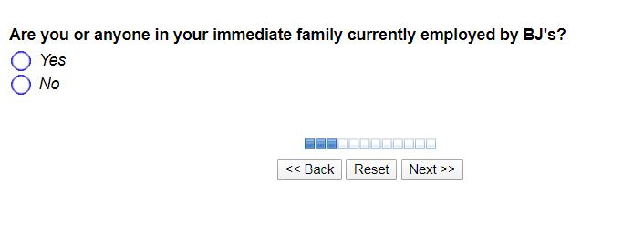 BJ's Guest Experience Survey