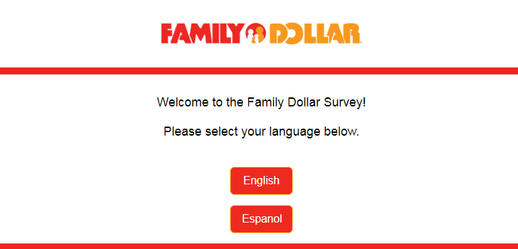 Family Dollar Customer Survey