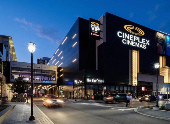 cineplex survey