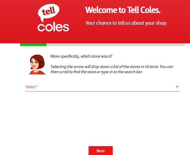 www.tellcoles.com.au Survey