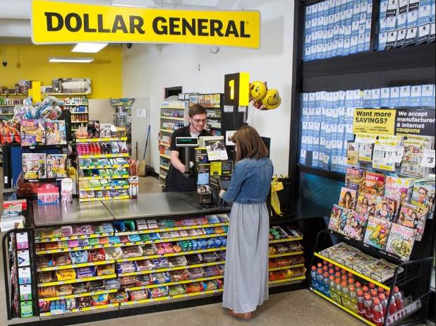 dollar general survey