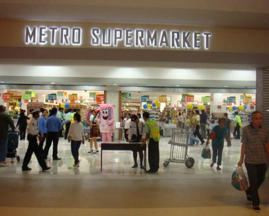 metro survey ca