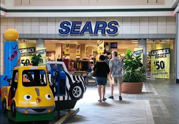 sears survey