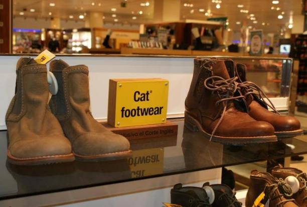 cat footwear survey