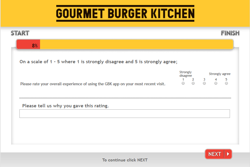 Tell GBK Survey