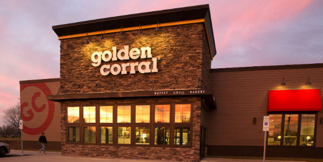 golden corral survey