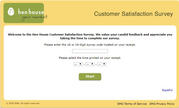 hen house survey step1