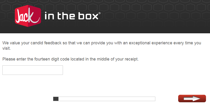 Jack in the Box Online Survey