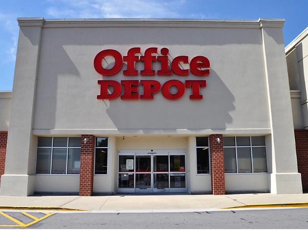 office depot survey