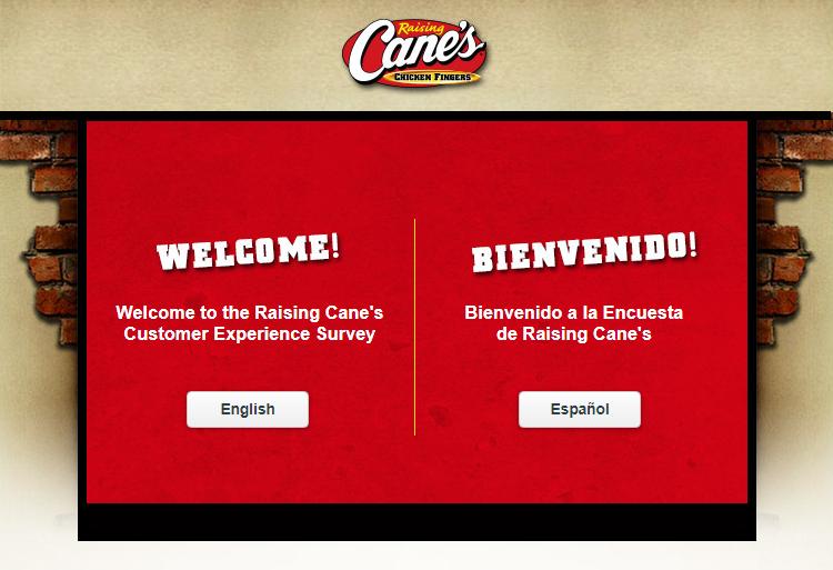 www.raisingcane.survey
