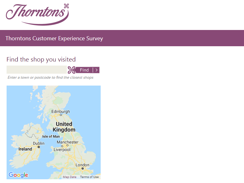 thorntons survey step3