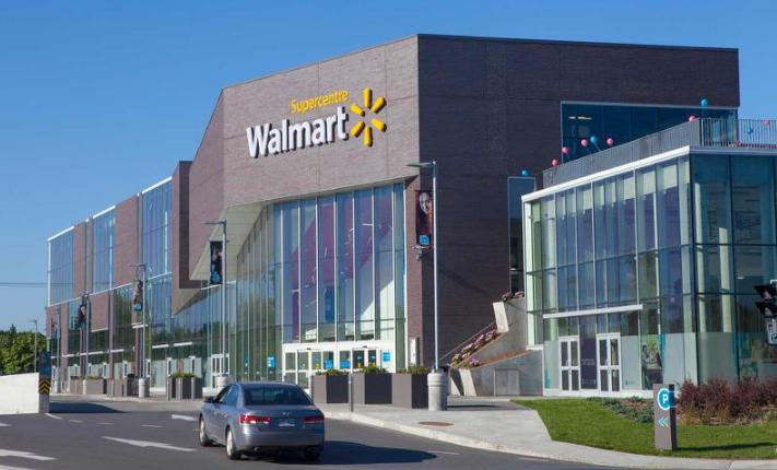 Walmart Supermarket