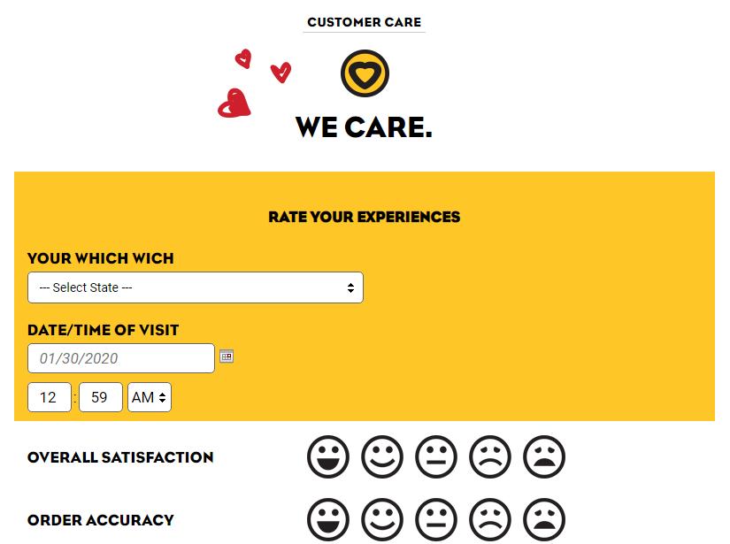 www.whichwich.com/survey