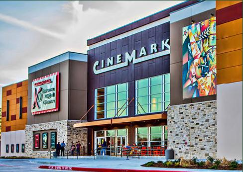 cinemark survey