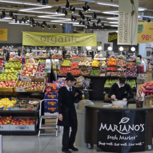 mariano's survey