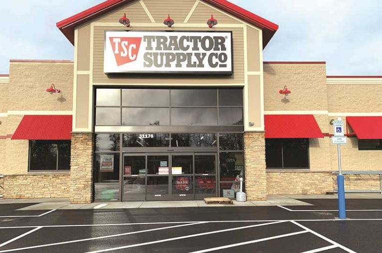 Tell tractor supply survey