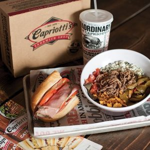 capriottis survey