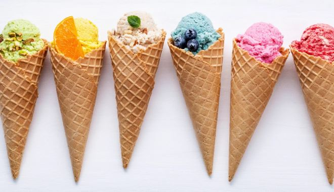 Friendly's Ice Cream Survey