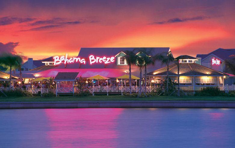 Bahama Breeze Customer Survey