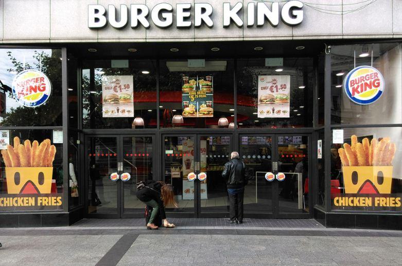 Burger King UK Customer Satisfaction Survey