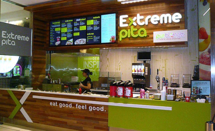 Extreme Pita Customer Satisfaction Survey