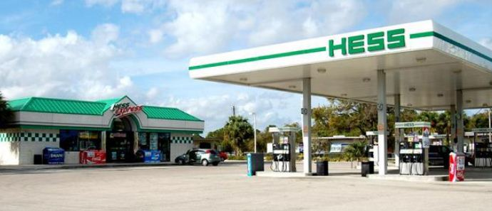 Hess Express Customer Opinion Survey