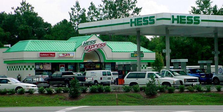 Hess Express Customer Survey