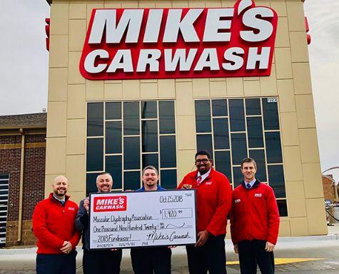 Mike's Carwash Customer Opinion Survey