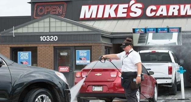 Mike's Carwash Guest Opinion Survey