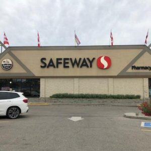 Safeway Customer Survey