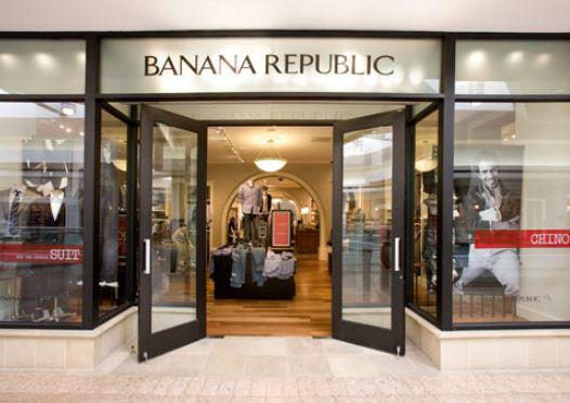 Banana Republic Guest Opinion Survey