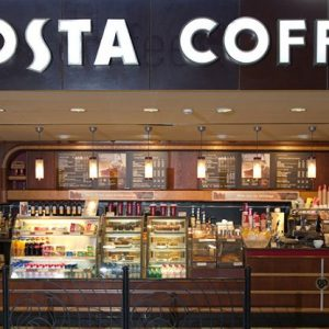 Costa Coffee Customer Feedback Survey