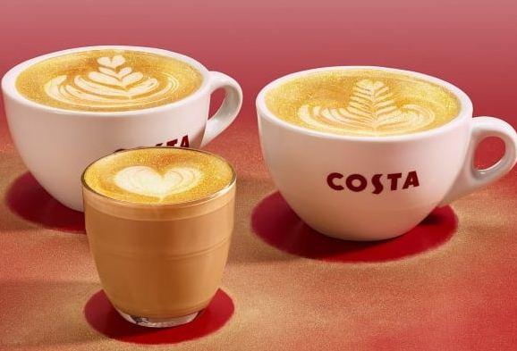 Costa CoffeeGuest Opinion Survey