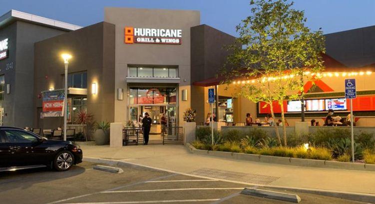 Hurricane Grill & Wings Customer Survey