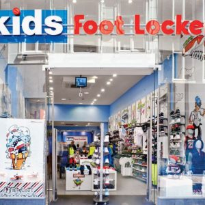 Kids Foot Locker Customer Opinion Survey
