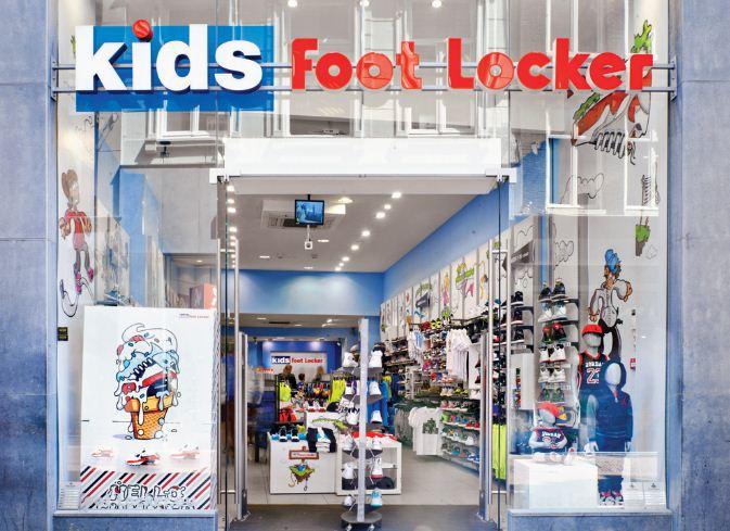 Kids Foot Locker Customer Opinion Survey