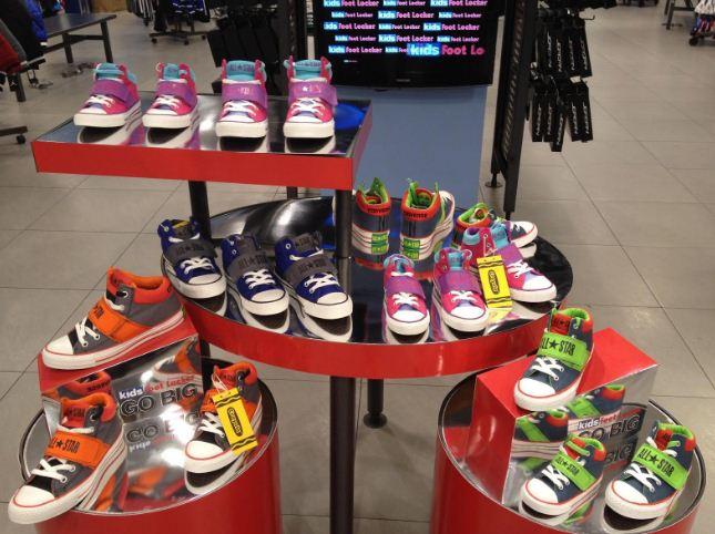 Kids Foot LockerCustomer Satisfaction Survey
