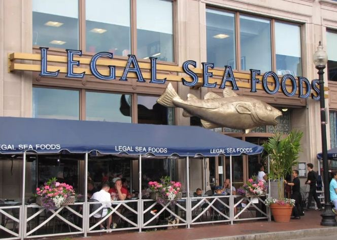 Legal Sea Foods Guest Experience Survey
