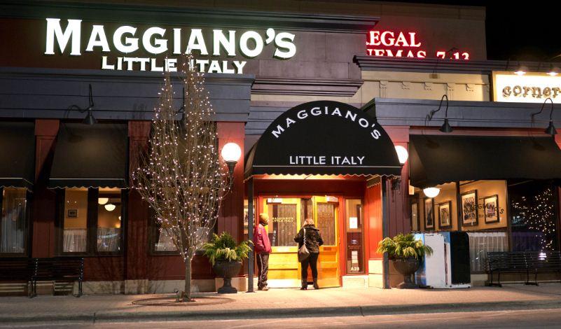 Maggianos Guest Satisfaction Survey