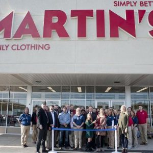 Martin's Family Clothing Guest Feedback Survey