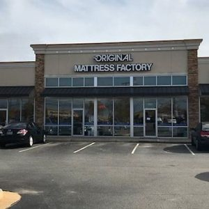 Original Mattress Factory Customer Experience Survey