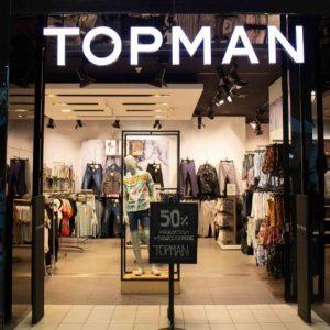 Topman Guest Feedback Survey
